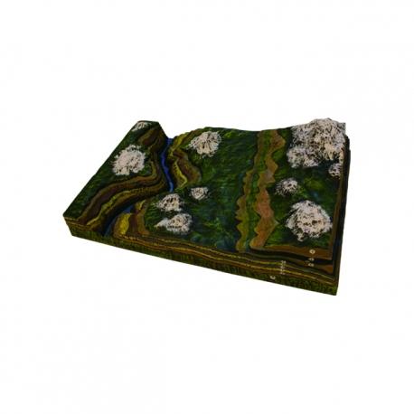 Model veľkého kaňonu