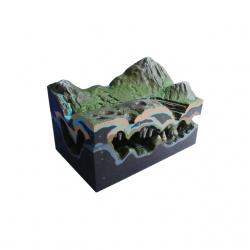 Model jaskyne