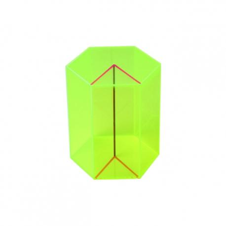 šesťuholník a vpísaný obdĺžnik