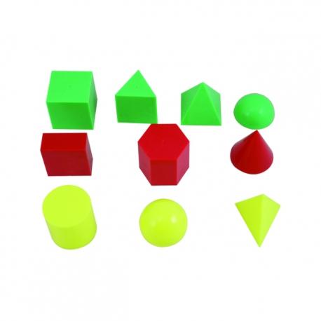 Set geometrických útvarov