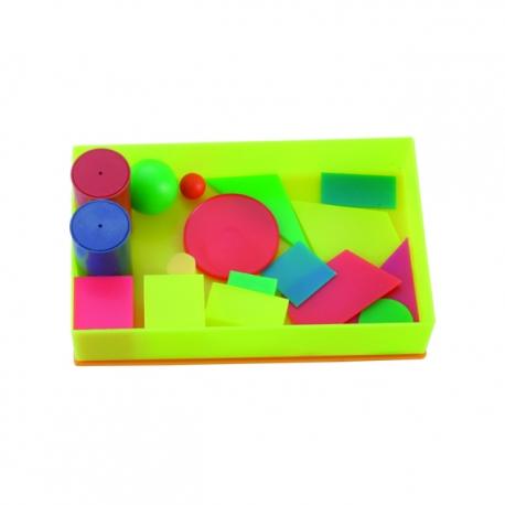 Geometrický set pre študentov