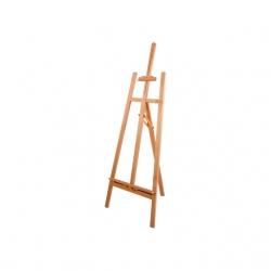 Jednoduchý maliarsky stojan