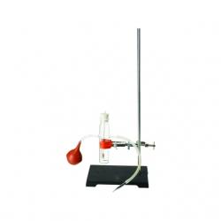 Aparatúra na oxidáciu alkoholu s medeným katalyzátorom  (nezahŕňa stojan)