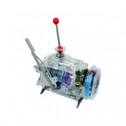 Model automobilovej prevodovky