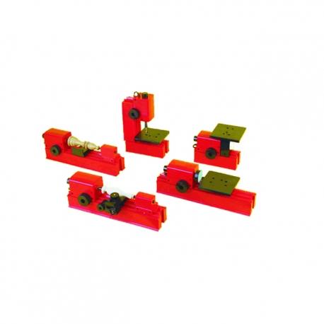 Multifunkčný mini obrábač dreva