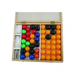Set molekulárneho modelu