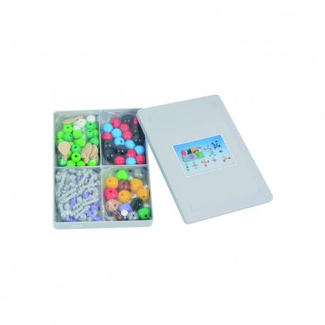 Molekulárna geometria VSEPR Kit