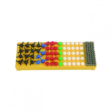 Modely anorganickej molekuly