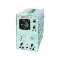 Testovanie elektrónového nabíjania / hmotnostného pomeru