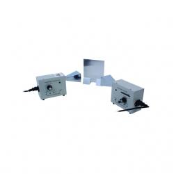 Demonštrátor rušenia, difrakcie a polarizácie elektromagnetických vĺn