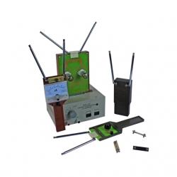Demonštrátor vysielanie a prijímanie elektromagnetických vĺn
