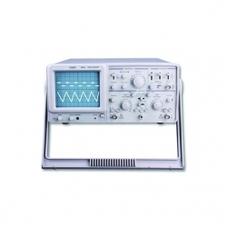 Osciloskop s dvojitou amplitúdou