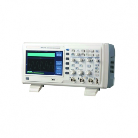 Digitálny pamäťový osciloskop
