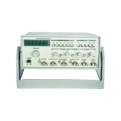 2M generátor signálu s funkciou digitálneho zobrazenia