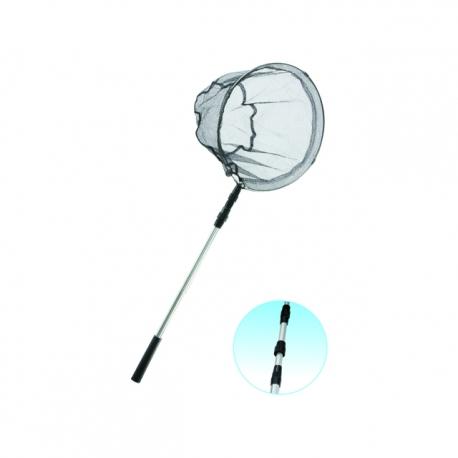Sieťka pre hmyz alebo rybičky, Teleskopická