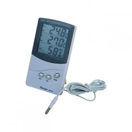 Max a Min. Termometer