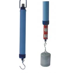 Strunová váha v hliníkovej tube