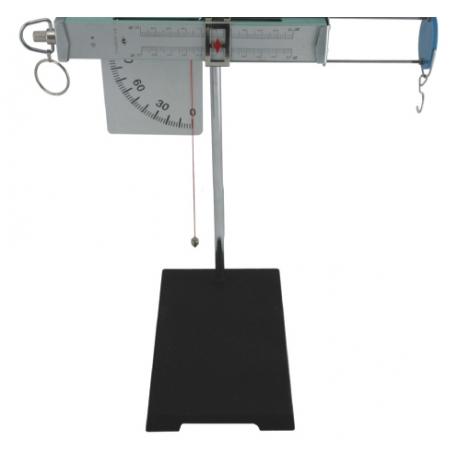 Dynamometer, ťahom aj tlakom s podstavou