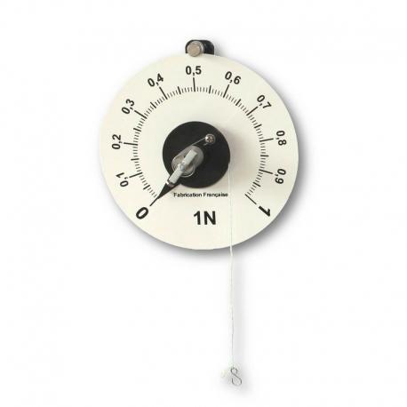 Dynamometer, magnetický