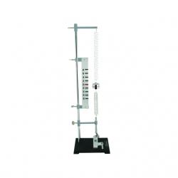Zariadenie na určenie podmienenej vibrácie a odporovej vibrácie