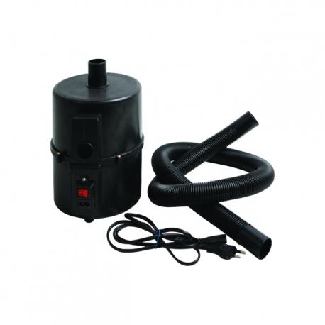 Vzduchový fúkač, nízka hlučnosť