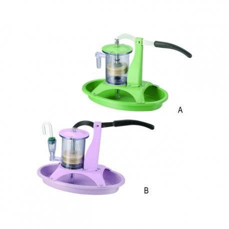 Model vodnej pumpy