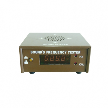 Tester zvukovej frekvencie