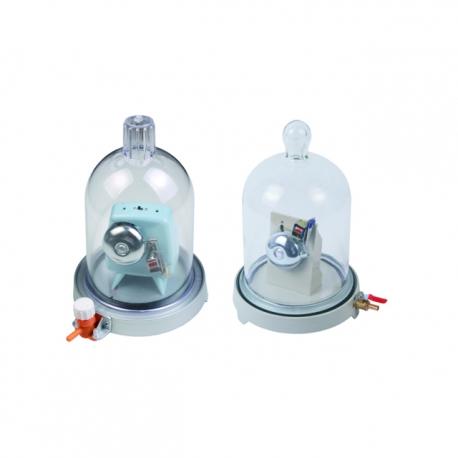 Zvaniaci pohár s elektrickým zvončekom