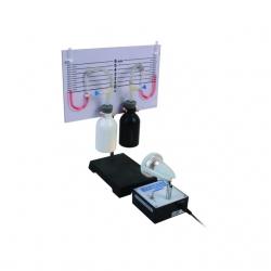 Demonštrátor tepelnej radiácie