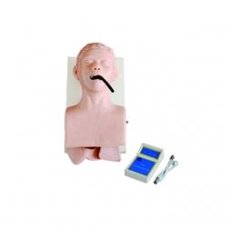 Figurína na demonštrovanie intubácie