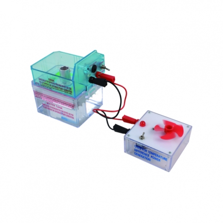 Tepelný generátor a polovodičová mraznička