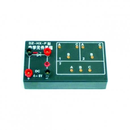 Box elektrických súčastiek